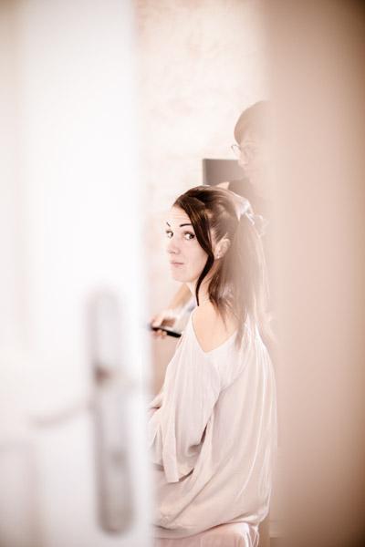 Jean Coubard-Photographe-Toulouse-photo des préparatifs de la mariée et ses demoiselles d'honneur