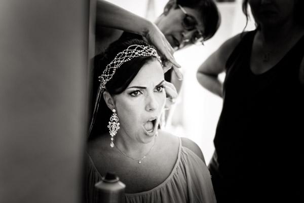 Jean Coubard-Photographe-Toulouse-photo de la coiffure de la mariée