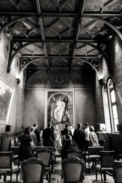 Mariage de Marion & Nicolas- Jean Coubard-Photographe-Bordeaux-Photos de la mairie de Montauban lors d'une cérémonie de Mariage