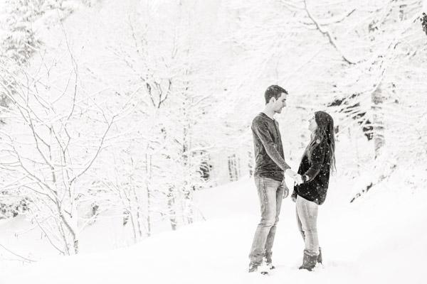 Séance Couple-Jean Coubard-Photographe- Toulouse, séance engagement aux couleurs d'hiver