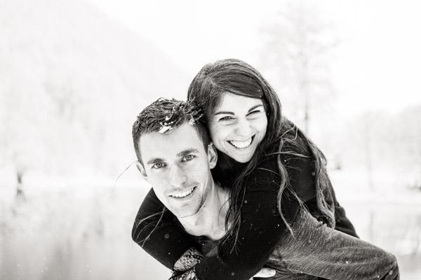 Séance Couple-Jean Coubard-Photographe- Toulouse, seance amoureux dans la neige