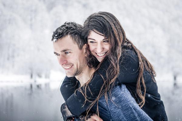 Séance Couple-Jean Coubard-Photographe-couple au lac de Bethmale en Ariège
