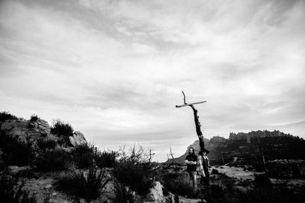 Séance Couple - Jean Coubard-Photographe- - catalunya-spain - Montserat, décor de fou