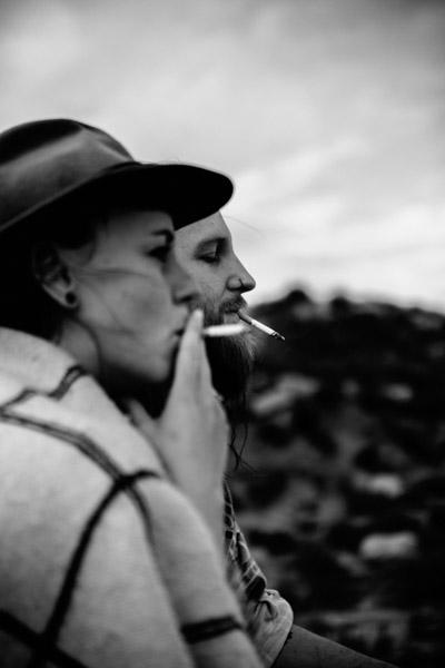 Séance Couple - Jean Coubard-Photographe- - catalunya-spain - Montserat, smoking