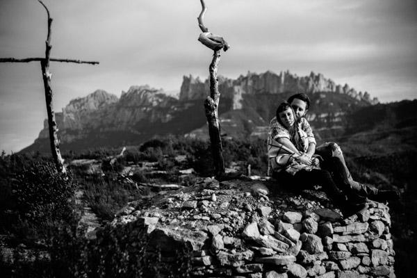 Séance Couple - Jean Coubard-Photographe- - catalunya-spain - se l'un contre l'aure