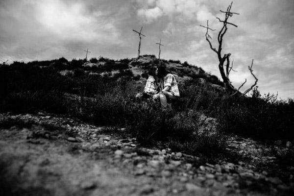 Séance Couple - Jean Coubard-Photographe-bois de croix - catalunya-spain