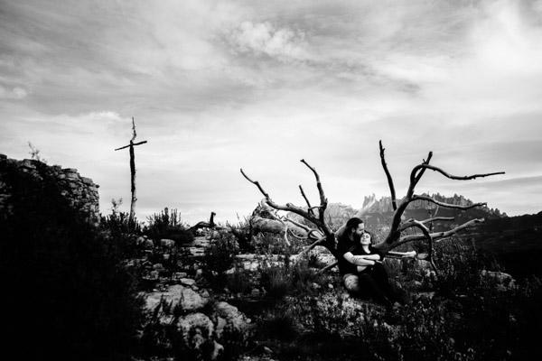 Séance Couple - Jean Coubard-Photographe- - catalunya-spain - Montserat, apocalypse