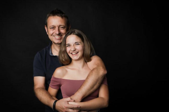 Jean Coubard-Photographe de famille - fou rire