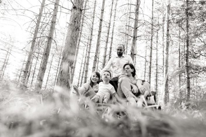 Séance Famille- Jean Coubard-Photographe-famille de 4