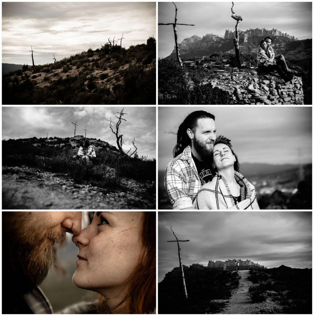 Jean Coubard-Photographe couples-Toulouse-seance engagement au Bosc de las creus