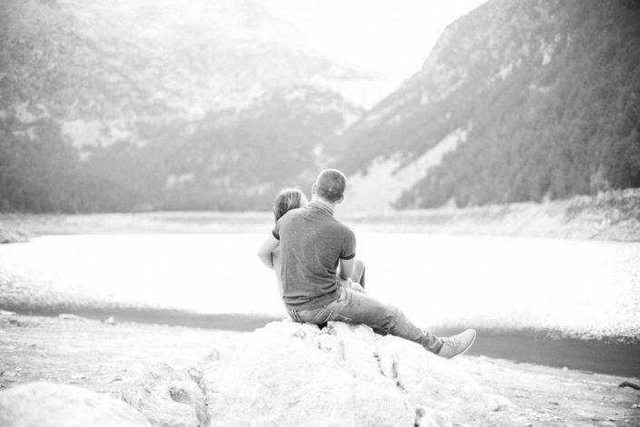 Jean Coubard-Photographe Couple -automne- muret