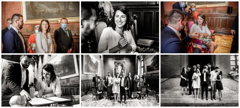 Jean Coubard-Photographe Mariage Toulouse-mariage à la mairie de Montauban